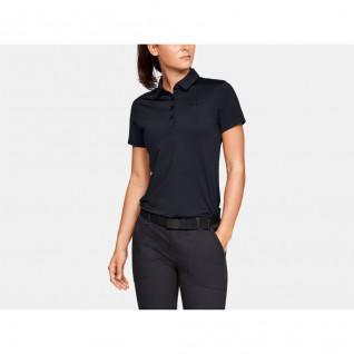 Poloshirt für Frauen Under Armour Zinger pro