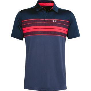 Polo Under Armour Vanish Chest Stripe