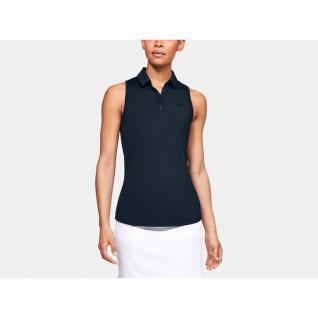 Ärmelloses Damen-Poloshirt Under Armour Zinger