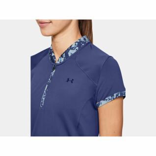 Poloshirt für Frauen Under Armour Zinger Zip