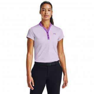Poloshirt für Frauen Under Armour Zinger Graphic à manches courtes