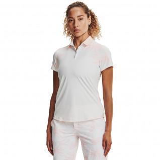 Poloshirt für Frauen Under Armour à manches courtes iso-chill