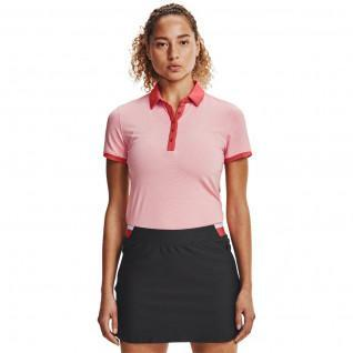 Poloshirt für Frauen Under Armour Zinger à manches courtes
