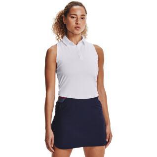 Poloshirt für Frauen Under Armour Zinger sans manches