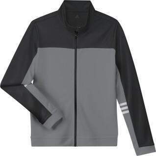 Jacke für Jungen adidas 3-Stripes