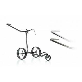 2-Rad-Handwagen aus Carbon JuCad