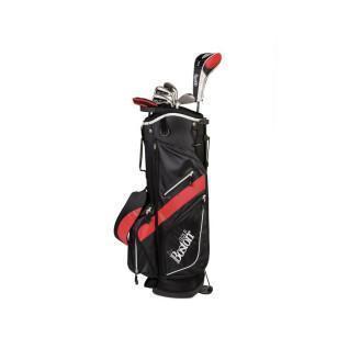"""Kit (Bag + 8 Schläger) für Linkshänder Boston Golf deluxe 8.5"""" 1/2 série"""