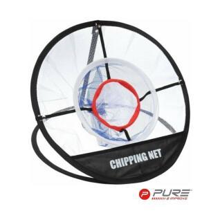Trainingsnetz mit Zielscheibe Pure2Improve