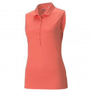 Poloshirt für Frauen Puma Rotat sleeves